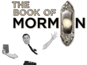 Book Of Mormon Ticket Stub The Book of Mormon Tickets